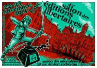 4e Salon des Editions Libertaires