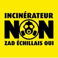 ZAD 17 - Echillais - NON au Super Incinérateur