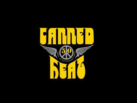 Canned Heat & John Lee Hooker - It's All Right ( 1971 )