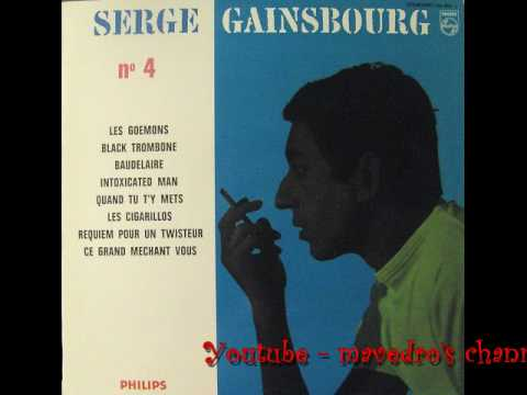 Serge Gainsbourg - Intoxicated Man