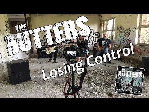 The Butters - Losing Control [Official Video]