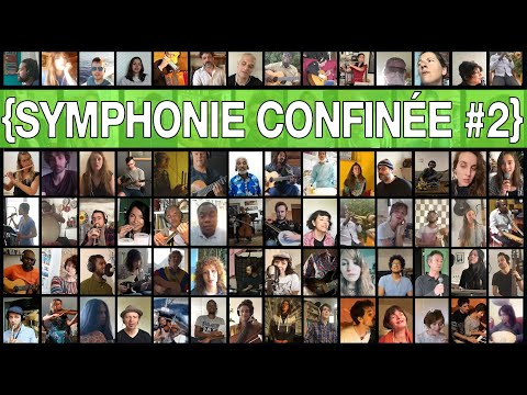 Symphonie confinée #2 - Blowin' in the Wind