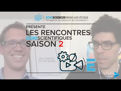 Rencontre EchoScientifique : Fouloscopie & Johnny Douvinet