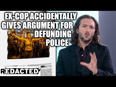 Ex-Cop Accidentally Gives Argument For Defunding Police